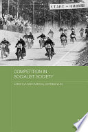 Ebook Competition in Socialist Society Epub Katalin Miklóssy,Melanie Ilic Apps Read Mobile