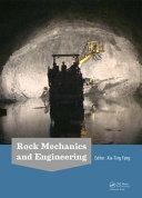 Rock Mechanics and Engineering  5 Volume Set