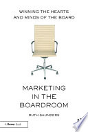 Marketing in the Boardroom