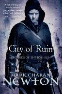 City of Ruin Book PDF
