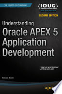 Understanding Oracle APEX 5 Application Development