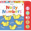 Noisy Numbers Enjoy Hearing The Animals And Counting Along