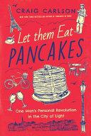Book Let Them Eat Pancakes