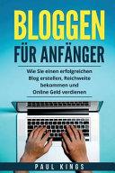 Bloggen Fr Anfnger