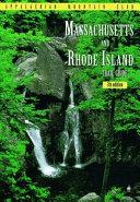 Massachusetts and Rhode Island Trail Guide