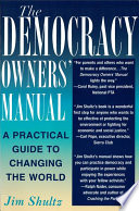 The Democracy Owners  Manual