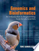 Genomics and Bioinformatics