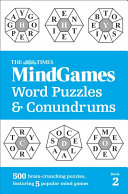 The Times Mind Games Word Puzzles and Conundrums Book 2