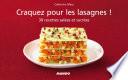 illustration du livre Craquez pour les lasagnes !