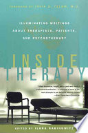 Inside Therapy Book PDF