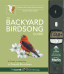 The Backyard Birdsong Guide