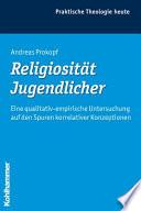 Religiosität Jugendlicher