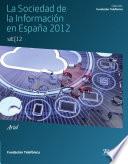La Sociedad de la Informaci  n en Espa  a 2012