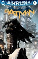 Batman Annual  2016    1