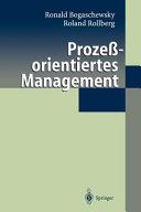 Prozessorientiertes Management