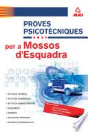 Proves Psicot  cniques Per Mossos D esquadra Ebook