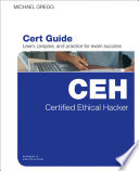 Certified Ethical Hacker  CEH  Cert Guide