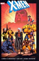 X Men By Chris Claremont And Jim Lee Omnibus