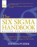 The Six Sigma Handbook  Revised and Expanded