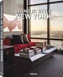 illustration Living in Style New York