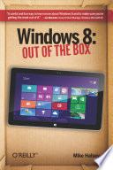 Windows 8  Out of the Box