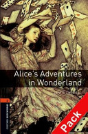 Oxford Bookworms Library Stage 2 Alice S Adventures In Wonderland Audio Cd Pack