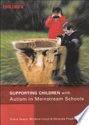 Supporting Children with Autism in Mainstream Schools