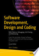 Software Development  Design and Coding
