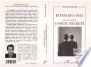 Échos de l'ego dans l'oeuvre de Samuel Beckett