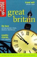 Fodor's upCLOSE Great Britain