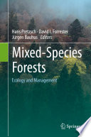 Mixed Species Forests