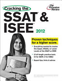 Cracking the SSAT   ISEE  2012
