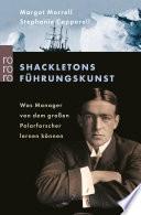 Shackletons F  hrungskunst