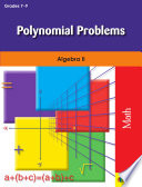 Polynomial Problems