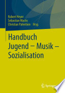 Handbuch Jugend   Musik   Sozialisation