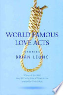 World Famous Love Acts