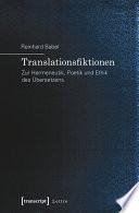 Translationsfiktionen