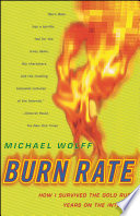 Burn Rate Book PDF
