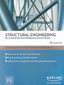 Structural Engineering PE License Review Problems   Solutions