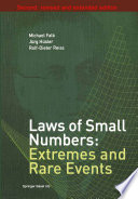 Laws of Small Numbers  Extremes and Rare Events
