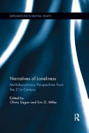 Narratives Of Loneliness : world mean that an increasing number...
