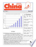 China Telecom Monthly Newsletter March 2010