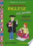 Grammatica inglese per bambini