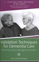 Validation Techniques for Dementia Care