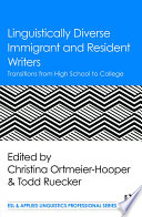 Linguistically Diverse Immigrant and Resident Writers