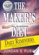 The Maker s Diet Daily Reminders