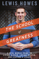 The School of Greatness Football Player Lewis Howes Out Of Work