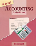 Advanced Level Accounting Book Cover