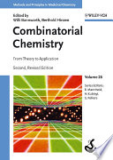 Combinatorial Chemistry book