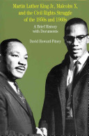 Martin Luther King  Jr   Malcolm X  and the Civil Rights Struggle of the 1950s and 1960s   Southern Horrors and Other Writings   Up from Slavery   Harlem Renaissance